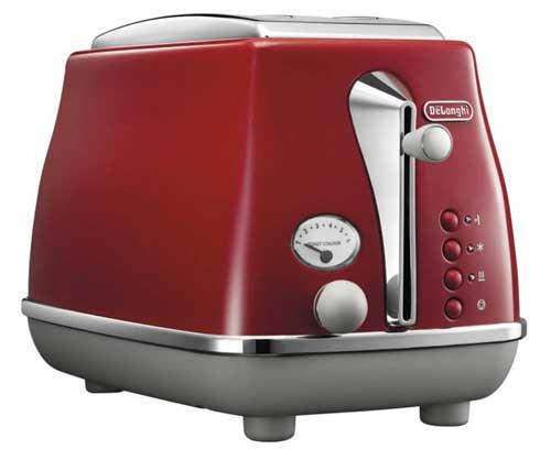 DeLonghi Icona Capitals Toaster